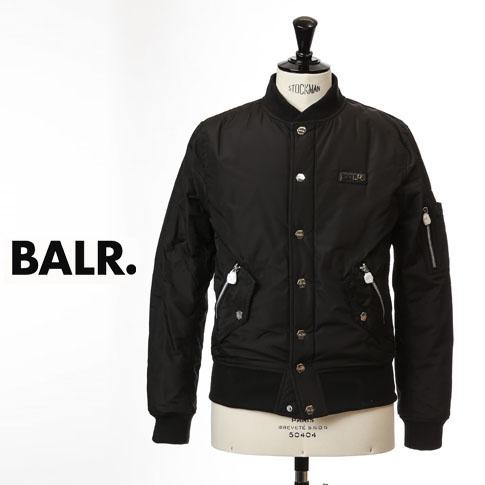 【2020半期決算セール】ボーラー BALR. ジャケット 10439 BALR. 10 VARSITY JACKET BLACK