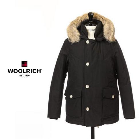 【2020半期決算セール】ウールリッチ / WOOLRICH メンズ ダウンジャケット ARCTIC ANORAK WOCPS2896 テフロン加工 ブラック wocps-2896-blk