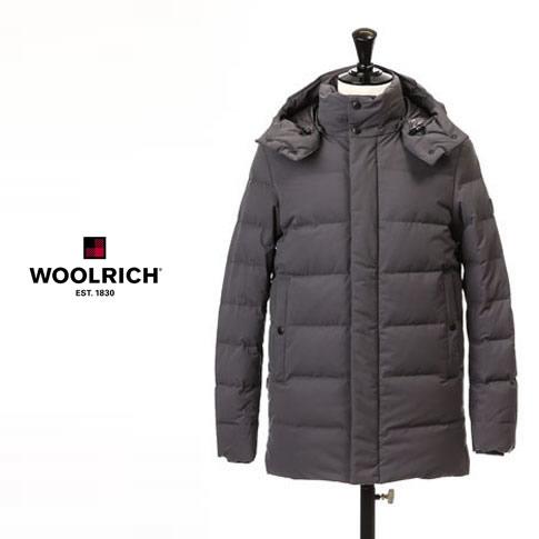 【2020半期決算セール】ウールリッチ / WOOLRICH メンズ ダウンジャケット SIERRA LONG WOLOW0009 グレー wolow-0009-126