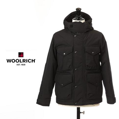 【全品送料無料】ウールリッチ / WOOLRICH メンズ ダウンジャケット MARINA FIELD JACKET WOCPS2868 GORE-TEX ブラック wocps-2868-100