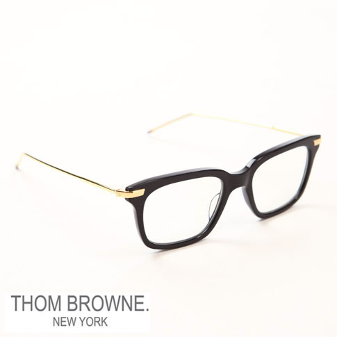 69def36a6a8f Thom glasses THOM BROWNE. NEW YORK EYEWEAR (Thom York) glasses TB-701-D-NVY-GLD-49  P08Apr16