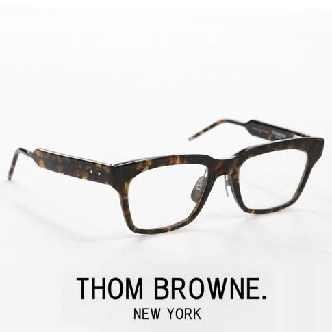 【全品送料無料】トムブラウン メガネ ウエリントンシェイプ THOM BROWNE. NEW YORK EYEWEARトムブラウン サングラス tbx418-54-02af