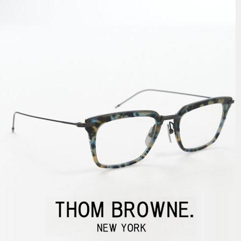 【全品送料無料】【最新モデル入荷】トムブラウン メガネ ウェリントン メタルハーフリム THOM BROWNE. NEW YORK EYEWEARトムブラウン サングラス TBX916-51-02