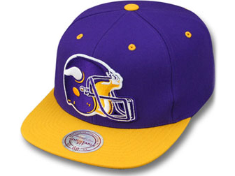 1478bca6 MITCHELL NESS MINNESOTA VIKINGS Mitchell & Ness Minnesota Vikings snap back  Hat headgear cap Cap NFL large size mens ladies ...