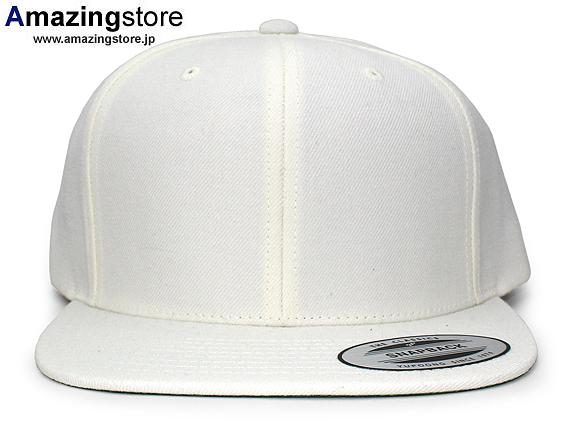 f9ba308f YUPOONG FLEXFIT Flex fit solid Snapback [plain blank Hat head gear new era  cap new ...
