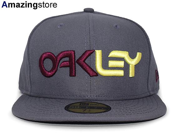 4384f89e01f OAKLEY NEW ERA new era Oakley 59FIFTY fitted cap CAP  Hat head gear new era  cap newera Cap 15   5   3oa 15   5   3SNA