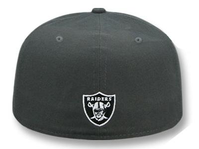 536c71d38ed436 NEW ERA OAKLAND RAIDERS new gills Oakland Raiders draft 59FIFTY フィッテッドキャップ  FITTED CAP charcoal [hat headgear men gap Dis new era cap new gills cap ...
