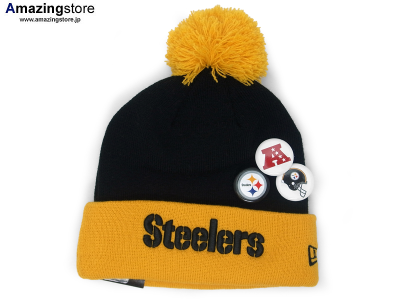 New Era Pittsburgh Steelers New Gills Pittsburgh Steelers Knit Hat Beanie The Size Men Gap Dis Air Jordan La Jay Z Ny Bk Lebron Supreme Collaboration