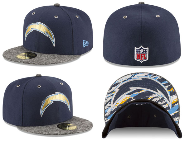 NEW ERA SAN DIEGO CHARGERS new era San Diego Chargers draft 59FIFTY fitted  cap FITTED CAP AUTHENTIC  Hat head gear mens 16   4   2DRF16 4 3  11623e2bc