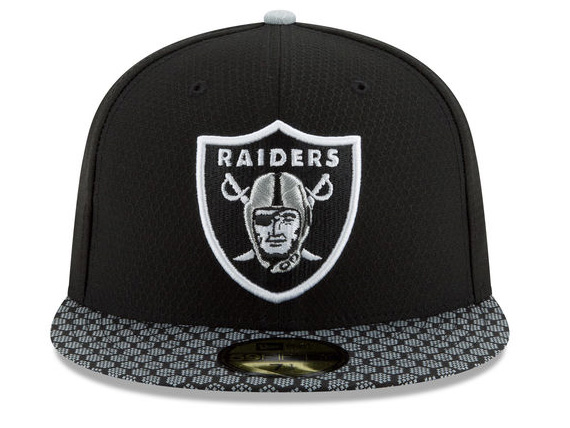 18c196f3 NEW ERA OAKLAND RAIDERS new gills Oakland Raiders ON-FIELD on field 59FIFTY  フィッテッド ...