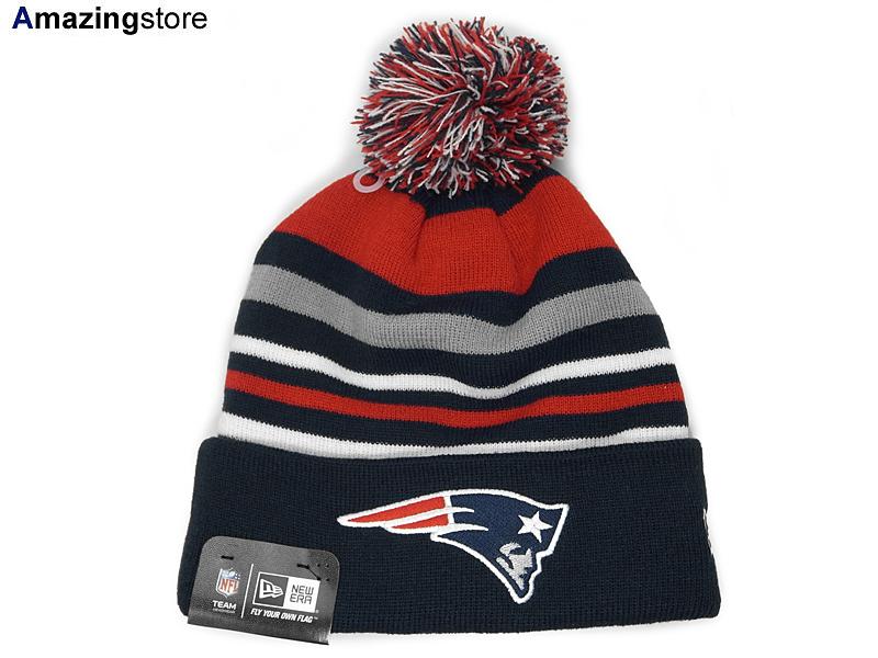 NEW ERA NEW ENGLAND PATRIOTS new gills New England Patriots knit hat beanie   size men ... fb0c858b5a4