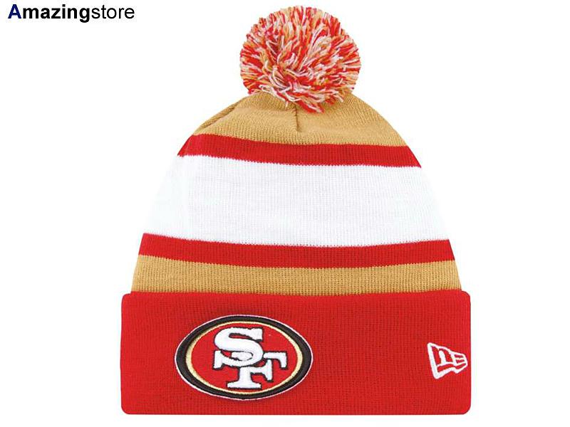 f2e9595e222 NEW ERA SAN FRANCISCO 49ers new era San Francisco 49ers knit hat Beanie  Hat  head gear new era Cap newera Cap large size mens ladies LA NY BK 40OZ HUF