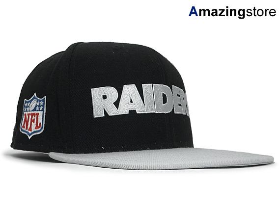 REEBOK OAKLAND RAIDERS Reebok Oakland Raiders Snapback [Hat head gear new  era cap new era caps new era Cap newera Cap large size mens ladies 15 _ 2 _
