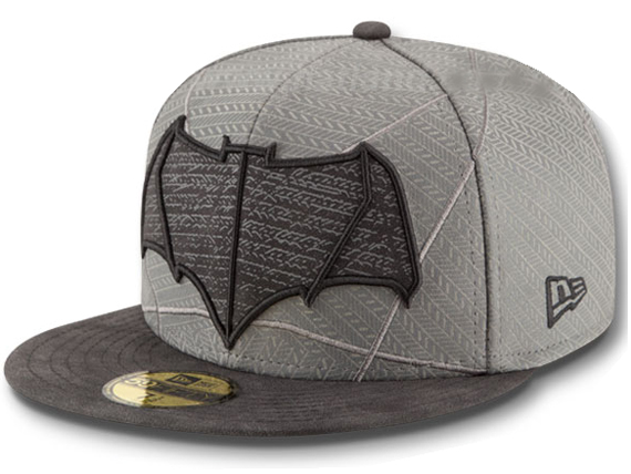 NEW ERA DC COMICS BATMAN VS SUPERMAN era death Cho mixes Batman Superman  59FIFTY fitted cap ... 40b2e49da02