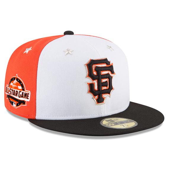 【MLBオールスターモデル】ニューエラ サンフランシスコ ジャイアンツ 【2018 MLB ALL-STAR GAME】 NEW ERA SAN FRANCISCO GIANTS 18_7_3SNA18_7_4