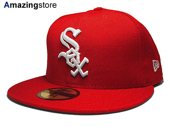 NEW ERA CHICAGO WHITE SOX new era Chicago White Sox 59FIFTY fitted cap  FITTED CAP ... 6189c9a9c8ad