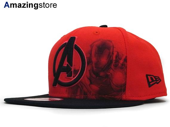... best price new era marvel comics avengers new era marvel comics avengers  iron man 9 fifty c73885879806