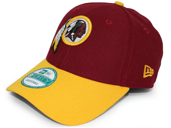NEW ERA WASHINGTON REDSKINS new era Washington Redskins 9 FORTY adjustable  low profile Cap pinch hitter STRAPBACK strap back  LOW PROFILE Hat headgear  CAP ... 4c8164ce9