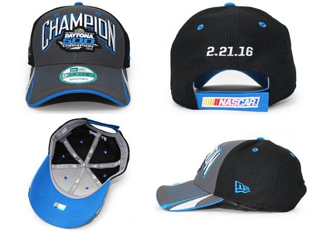 NEW ERA NASCAR era NASCAR Denny Hamlin FORTY 9 adjustable low profile Cap pinch hitter STRPBCY strap back [Hat head gear new era cap 16 _ 2 _ 4]