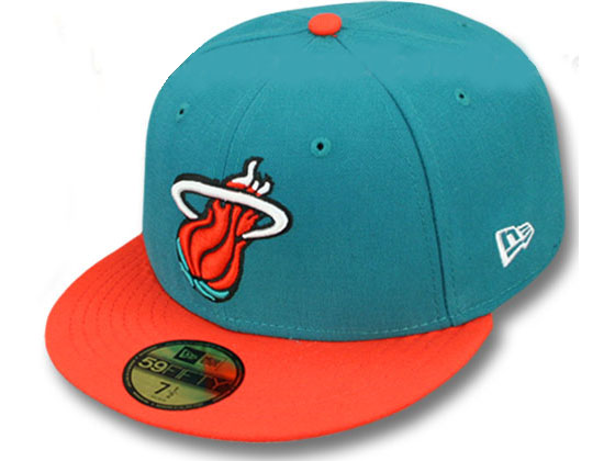 online store 8d0c2 45c96 NEW ERA MIAMI HEAT 뉴 에러 마이애미 히트 59 FIFTY FITTED CAP 핏텟드캐프 NBA ...