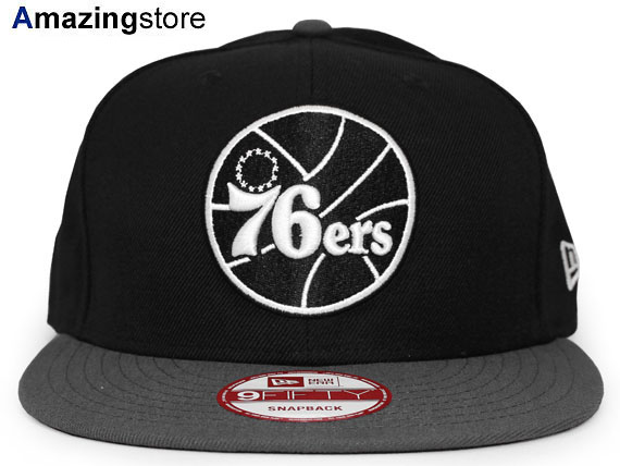 NEW ERA PHILADELPHIA 76ERS new era Philadelphia 76ers 9 FIFTY Snapback  big  hat head gear new era cap new era caps new era Cap size mens 15   9   4SNA  15   ... 72b43ce4d50