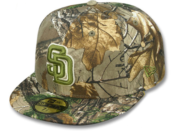 NEW ERA SAN DIEGO PADRES new era San Diego Padres 59FIFTY FITTED CAP fitted  caps  Hat Camo camouflage real tree 16   6   3 16   6   4  b1be4a12437
