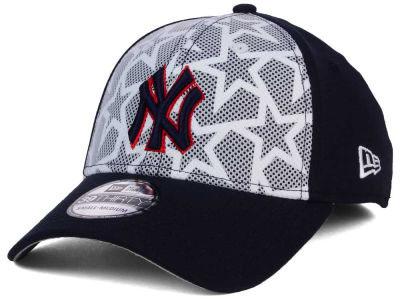NEW ERA NEW YORK YANKEES 【2016 JULY 4TH STARS N STRIPES 39THIRTY FLEXFIT/NAVY】 ニューエラ ニューヨーク ヤンキース CAP フィッテッド キャップ [帽子 ヘッドギア new era cap 16_6_5STA 16_7_2]