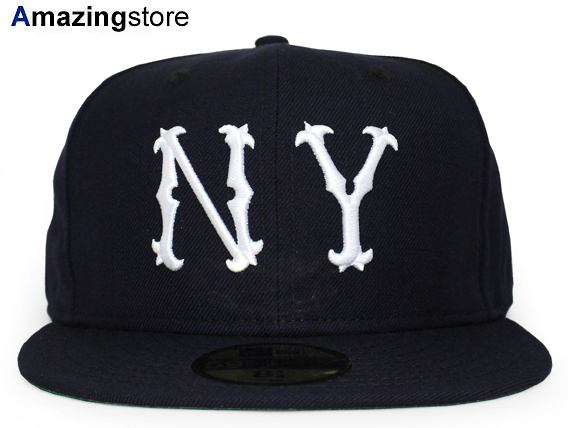 NEW ERA NEW YORK HIGHLANDERS 뉴에라뉴요크하이란다즈 59 FIFTY 핏텟드캐프 FITTED CAP COOPERSTOWN 크파즈타운[모자 야구모new era cap 뉴 에러 캡 ewera 캡 BIG_SIZE 16_7_5 COOPGAME]