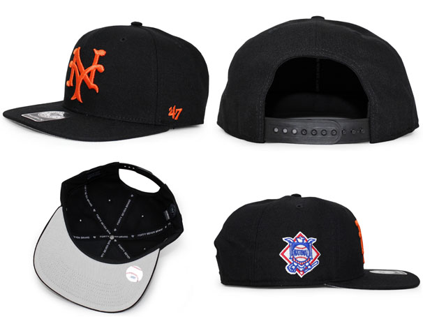 0486348be10a29 ... Forty seven brand new York Giants Snapback, 47 BRAND NEW YORK GIANTS