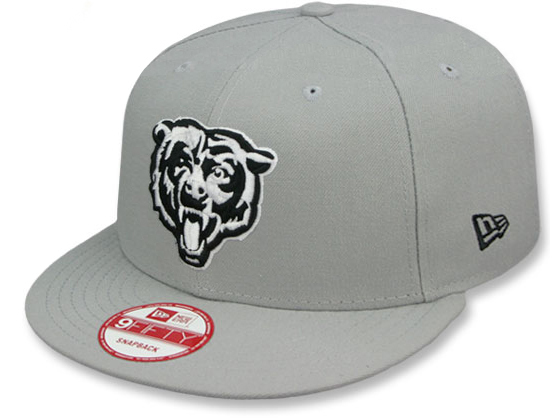 NEW ERA CHICAGO BEARS new era Chicago bears 9 FIFTY Snapback  Hat new era  cap new era Cap newera Cap grey black GREY BLACK 16   9   5SNA 16   10   2  84761d1bf006