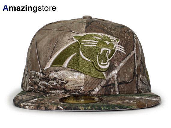 a69276fa63d auc-amazingstore  NEW ERA CAROLINA PANTHERS new era Carolina Panthers  59FIFTY FITTED CAP fitted caps  Hat Camo camouflage real tree 16   10   2 16    10   ...