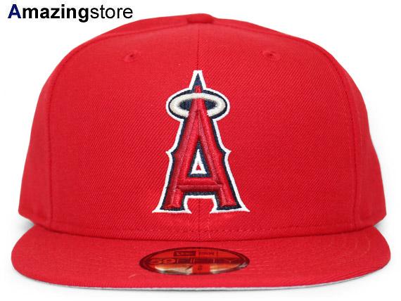 【あす楽対応】ニューエラ ロサンゼルス エンゼルス オブ アナハイム 【MLB OLD AUTHENTIC COLOR GAME 2000-2006 HOME/RED】 NEW ERA LOS ANGELES ANGELS OF ANAHEIM [18_7RE]