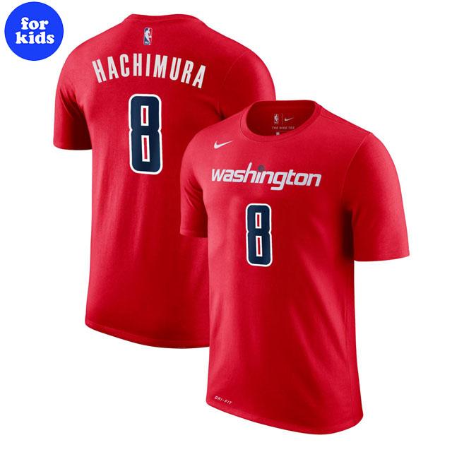 the best attitude 0beb3 05e52 Nike eight village fort player model Nike T-shirt Washington Wizards NIKE  WASHINGTON WIZARDS RUI HACHIMURA [19_7_4]