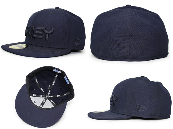 OAKLEY NEW ERA new era Oakley 59FIFTY fitted cap FITTED CAP  Hat head gear new  era cap newea Cap Navy Colooncolo 16   12   3 16   12   4 16 12e  68fb64bd7f6