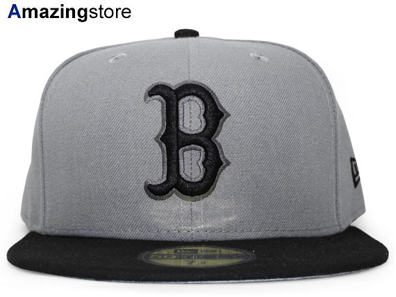NEW ERA BOSTON RED SOX new era Boston Red Sox 59FIFTY fitted FITTED CAP [high hat head gear new era cap new era caps new era Cap newera Cap size BIG_SIZE 15 _ 10 _ 3 _ 15 _ 10 _ 4]