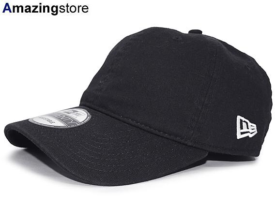 1582f41598f34 NEW ERA new Erastus lap back row profile cap LOW PROFILE DAD HAT PLAIN plane  BASIC basic BLANK BLACK black black  cap hat men gap Dis 17 3 2 17 3 3  173RE