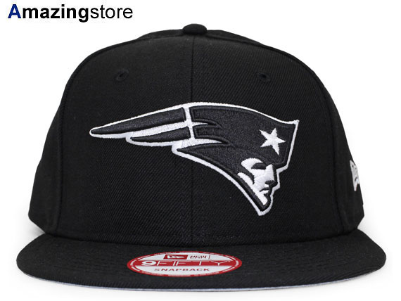 1464a0b7e44 NEW ERA NEW ENGLAND PATRIOTS new gills New England Patriots 9FIFTY snapback  NFL BLACK black black WHITE white white  hat new era cap new gills cap new  era ...