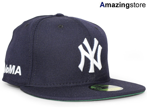 NEW ERA NEW YORK YANKEES new gills New York Yankees MoMA  17 12 2MoMA  e0ff4a344ba