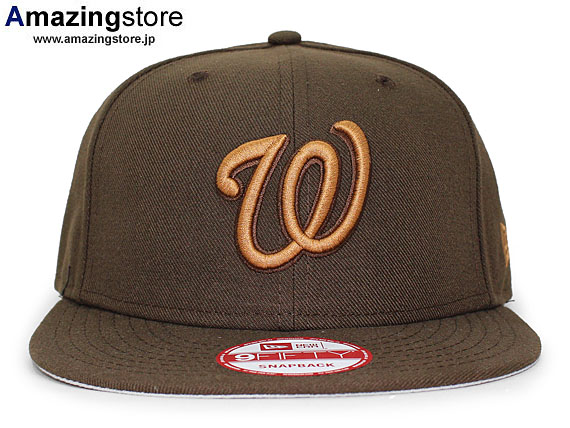 c0e3446b463 NEW ERA WASINGTON NATIONALS new era Washington nationals 9 FIFTY Snapback  Hat  new era cap new era caps new era Cap newera Cap Brown wheat BROWN WHEAT 16    ...