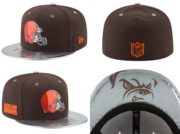 afe31681fd837c ... NEW ERA CLEVELAND BROWNS new gills Cleeveland Browns draft 59FIFTY  フィッテッドキャップ FITTED CAP AUTHENTIC
