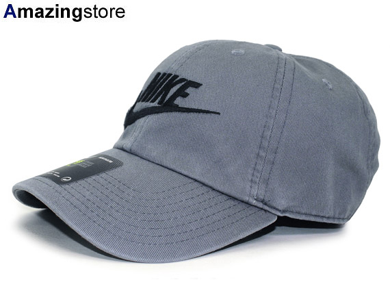 NIKE Nike strap back row profile cap LOW PROFILE DAD HAT dark gray  hat new  era cap new gills cap men gap Dis 17 5 5NK17 6 2  f3e28430853