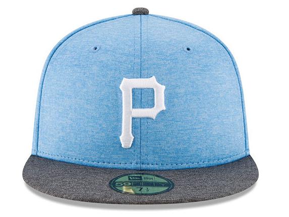1917faeb73895 NEW ERA PITSBURGH PIRATES new gills Pittsburgh Pirates ON-FIELD on field  59FIFTY FITTED CAP フィッテッドキャップファーザーズデー Father s Day model  hat ...