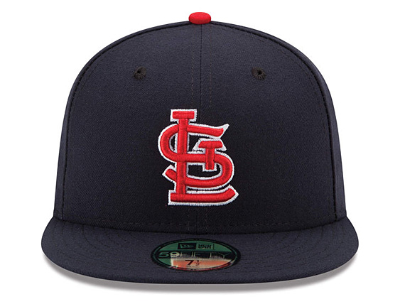 separation shoes 85b00 87067 NEW ERA ST.LOUIS CARDINALS new gills St. Louis Cardinals AUTHENTIC  authentic on field ...