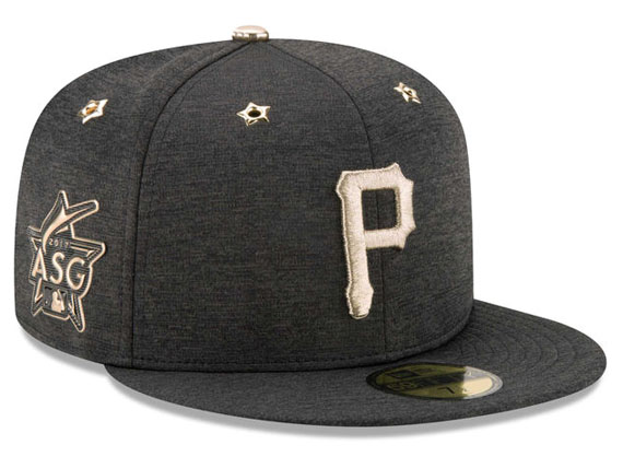 5833af4457c NEW ERA PITSBURGH PIRATES new gills Pittsburgh Pirates on field 59FIFTY  フィッテッドキャップ FITTED CAP all-stars SHADOW+TECH  hat men gap Dis 2017HRD major  ...