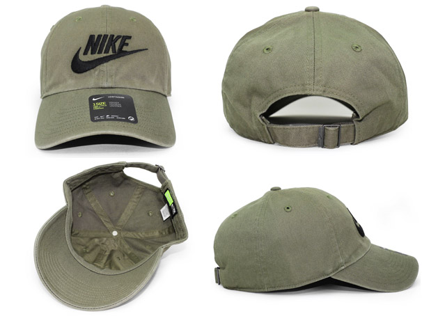 NIKE Nike strap back row profile cap LOW PROFILE DAD HAT TWILL CAP olive   AIR air 17 9 2 17 9 3NIKE 17 9RE for the woman for the hat headgear men  gap Dis ... 1bd1c0d3ce8