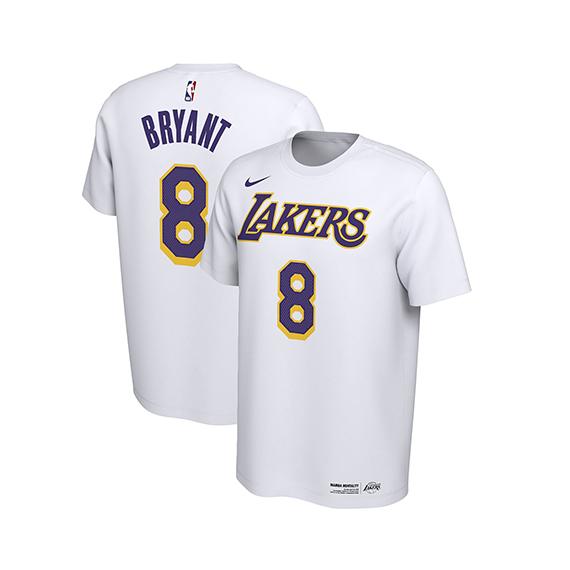 discount sale f7b0d e4013 Kobe Bryant model Nike T-shirt Los Angeles Lakers LOS ANGELES LAKERS NIKE  19_4_3NBA19_4_4