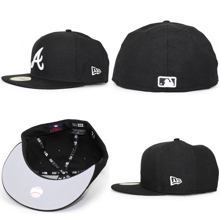 bc290a31 NEW ERA ATLANTA BRAVES new era Atlanta Braves 59FIFTY fitted cap FITTED CAP  [Hat head gear new era cap new era caps new era Cap newera Cap large size  ...