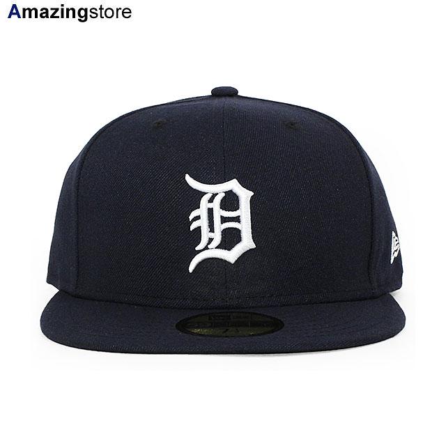 SEAL限定商品 MLB選手が実際に試合で着用するオーセンティックモデル あす楽 ニューエラ 全商品オープニング価格 59FIFTY デトロイト タイガース MLB ON-FIELD AUTHENTIC HOME ERA NAVY FITTED TIGERS 21_7RE_0702 BIG_SIZE DETROIT ネイビー NEW CAP