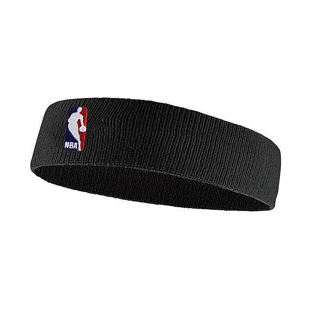 人気のナイキ製NBAのヘッドバンドの入荷です。 【あす楽対応】ナイキ ヘッドバンド メンズ レディース 【NBA HEADBAND/BLACK】 NIKE ブラック [/BLK 20_7_1NIKE 20_7_2]