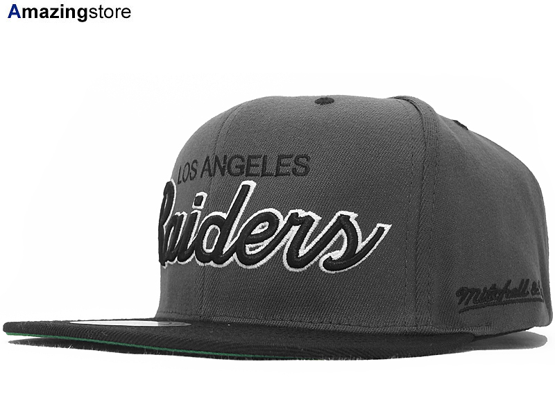 MITCHELL NESS LOS ANGELS RAIDERS Mitchell   Ness Los Angeles Raiders  Snapback Cap  Hat head gear new era cap new era caps new era Cap newera Cap  large size ... 707df789fd1a